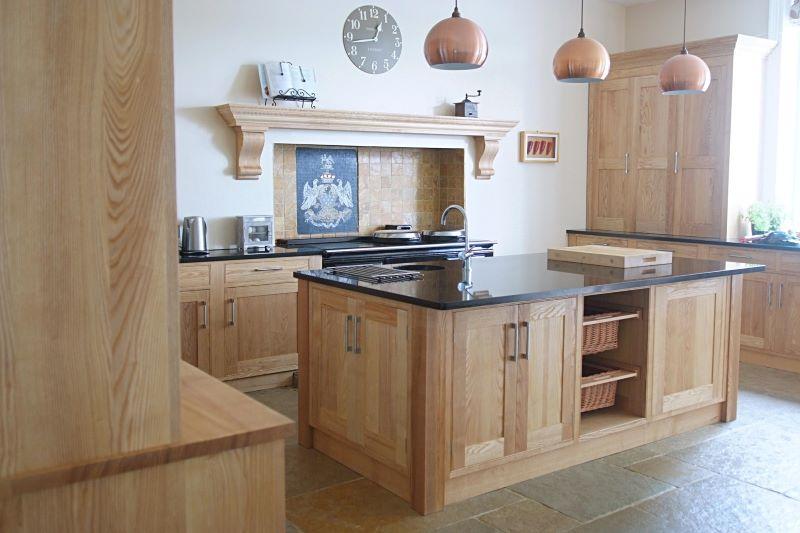 Gỗ Tần Bì có tốt không - Tủ bếp gỗ Tần Bì